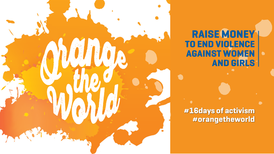 OrangeTheWorld Raise Money to End Violence Against Women and Girls