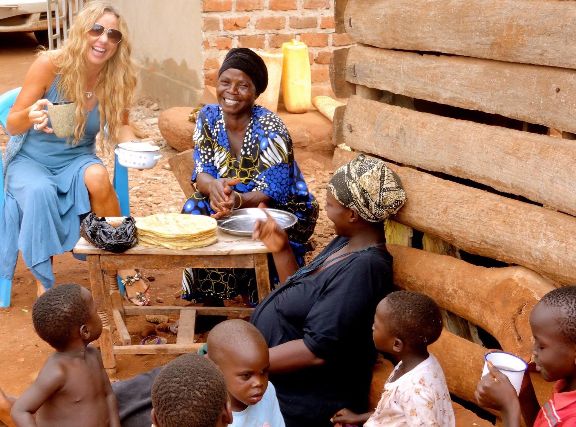 Siobhan's Uganda Update
