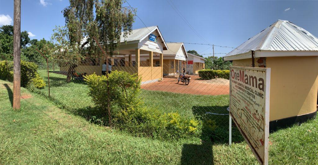 OneMama Clinic Kirindi Uganda Africa